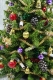 "9"" Luxury 12th Scale Dollshouse Christmas Carol Tree"