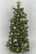8.75 Luxury Dollshouse 12th scale Art Deco Christmas Tree