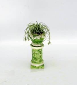12th scale Spider plant Jardiniare