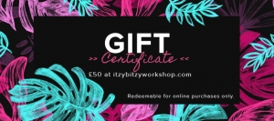 £50 Gift Certificate