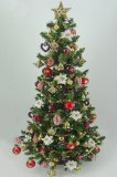 "9"" Luxury Heirloom Miniature Christmas Tree"