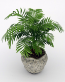 Large Leafy 12th scale dollshouse Potted Palm